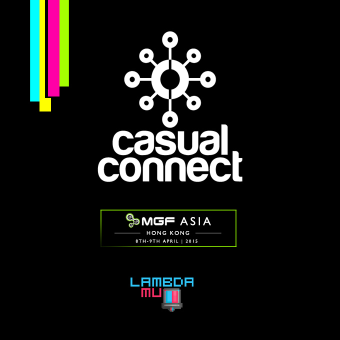 Catch us at MGF Asia and Casual Connect Asia 2015