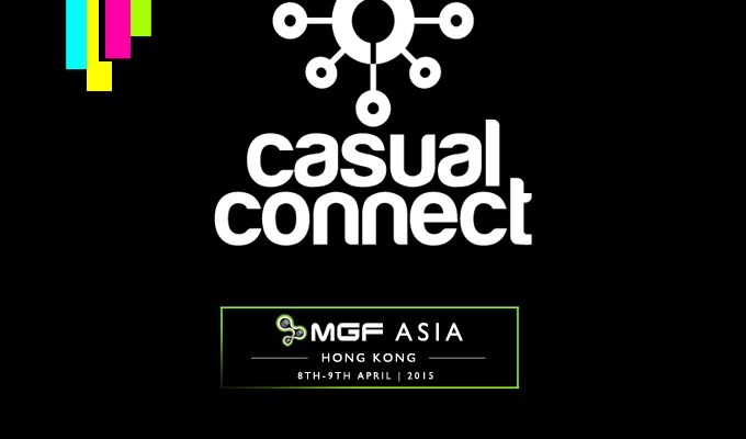 Catch us at MGF Asia and Casual Connect Asia2015